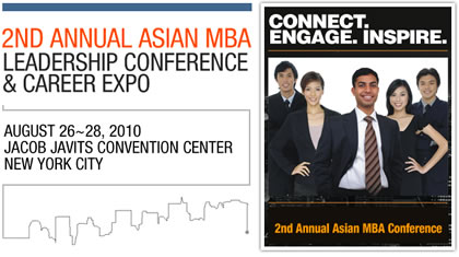 2nd Asian MBA Leadership Conference and Career Expo