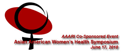 Asian American Women's Health Symposium