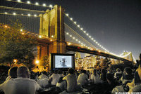 BROOKLYN BRIDGE PARK'S MOVIES WITH A VIEW