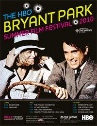 HBO Presents Bryant Park Summer Film Festival