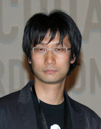 Hideo Kojima Appearance at Uniqlo