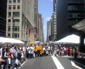 International Cultures Expo-Fest and Celebration in New York City