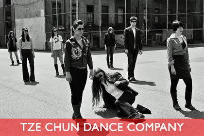"""""""Kickstart"""" Tze Chun Dance Company's Tour"""