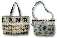 L.A.M.B. & Harajuku Lovers Handbag Sample Sale