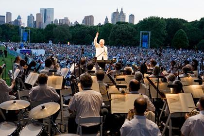 Free New York Philharmonic Concert
