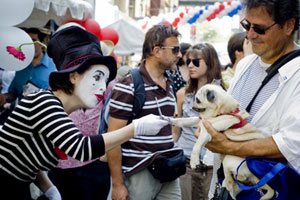 French Culture at NYC: Bastille Day on 60th Street