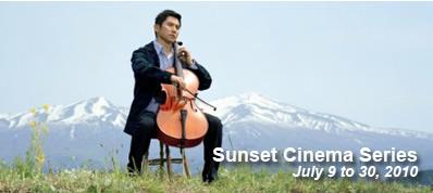 Sunset Cinema Series