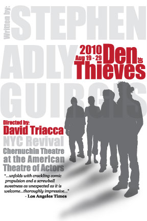 Den of Thieves Web