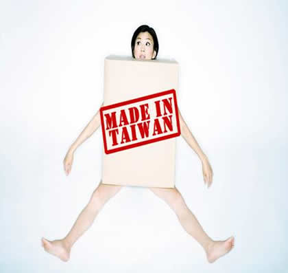 Made in Taiwan_Comedy by Michelle Krusiec