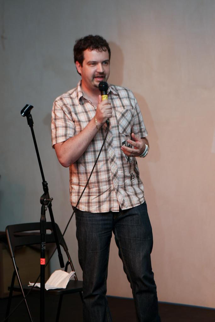 Saturday Showcase at New York Comedy Club