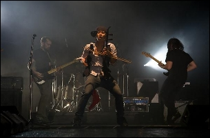 Hsu-nami Live at Club Europa, Brooklyn
