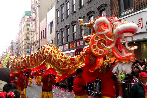 New York City is the Place to Be to Celebrate Chinese New Year ...
